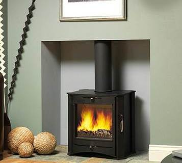 Log Burner Installation Service Any Stove North West North Wales